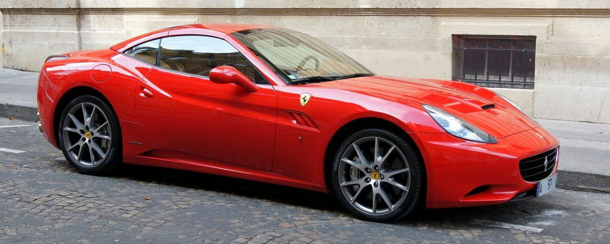 réparation Ferrari